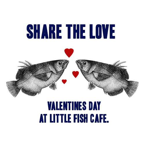 Calling all loved up Little fish!